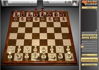 play chess online Spark